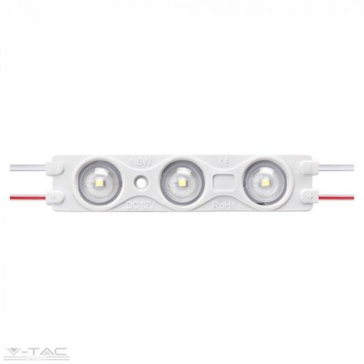 1,5W LED modul 2835 IP67 Piros - 5126