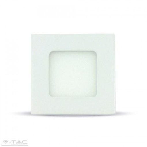 3W Négyszög Premium LED Panel süllyeszthető 6400K - 6297