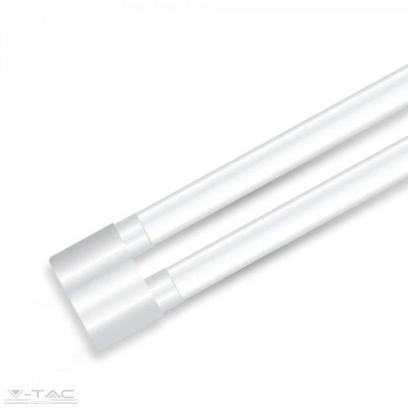 18W LED 60cm-es fénycső köthető vezetékkel 4000K - 6313