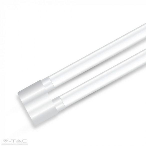 18W LED 60cm-es fénycső köthető vezetékkel 6400K - 6314