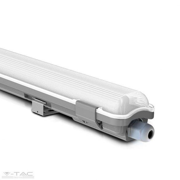 Vízmentes armatúra 2x10W LED fénycsővel 60 cm 4000K IP65 - 6465
