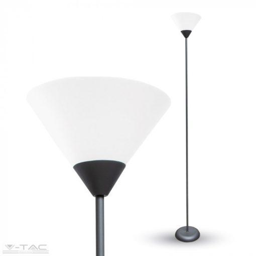 Álló lámpa fekete/fehér - 7055