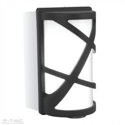 Fekete modern fali lámpa E27 IP54 - 7064