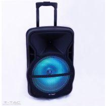35W újratölthető hangszóró mikrofonnal - 7737