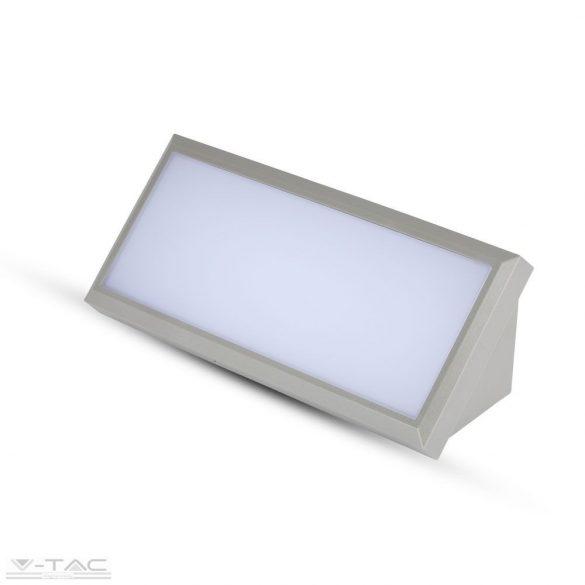 12W Kültéri fali lámpa szürke 3000K IP65 - 8233