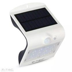 1,5 W LED napelemes lámpa fehér - 8276