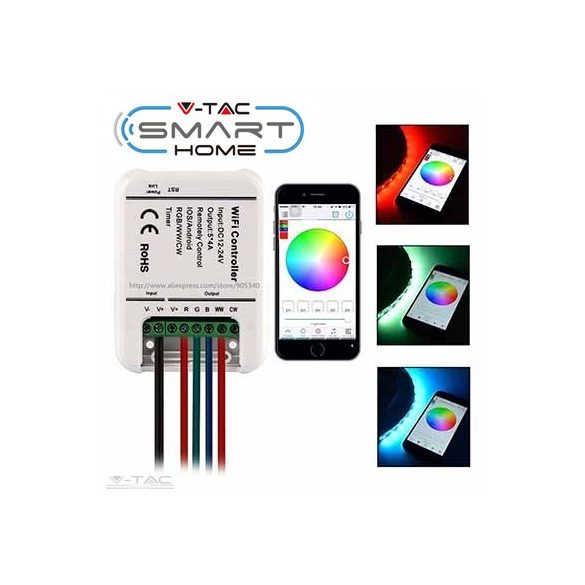 Wifis smart LED szalag vezérlő - 8426
