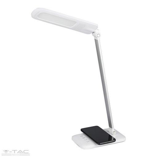 7W LED asztali lámpa 3 in 1 fehér - 8519