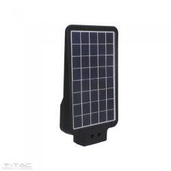 15W LED utcai lámpa napelemes beépített mozgásérzékelővel 6000K - 8548