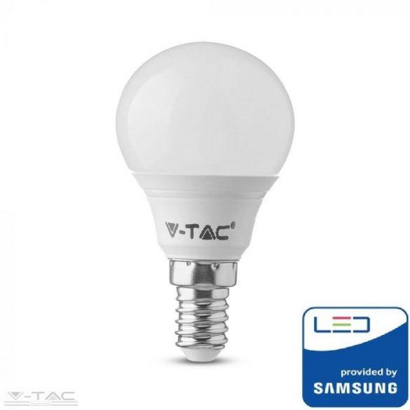 7W LED izzó Samsung chip E14 P45 3000K 5 év garancia - PRO863