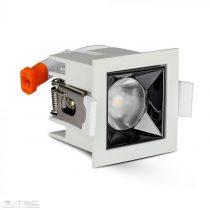 4W LED mélysugárzó fehér Samsung chip 12° CRI>90 UGR<19 2700K - PRO972