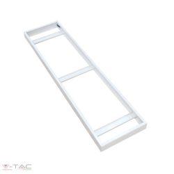 LED panel rögzítő keret kívülről történő felszereléshez 1200 x 300 mm 9969