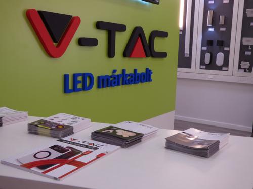 V-TAC LED márkabolt Debrecen