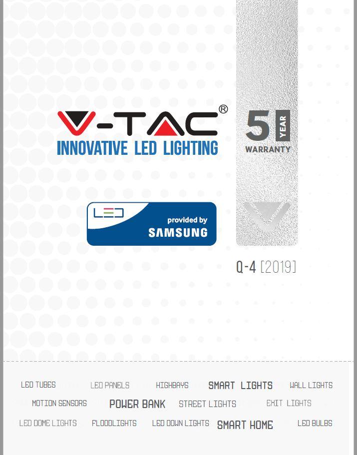 V-TAC termékkatalógus 2019. Q1