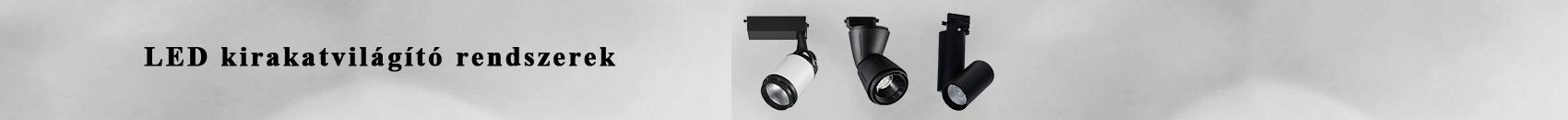 V-TAC LED kirakatvilágítás