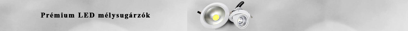 V-TAC LED mélysugárzók