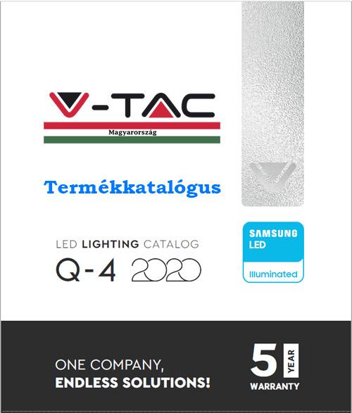 V-TAC termékkatalógus 2020. Q4